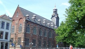 Gilde Leiden City Tour stadswandeling