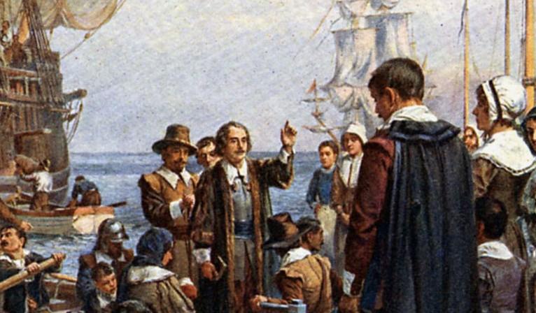 Pilgrimfatherswandeling
