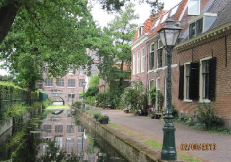 Leiden en Oranjewandeling